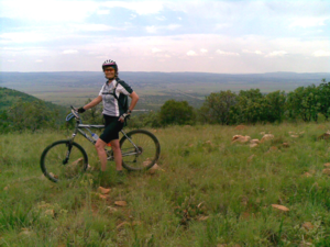 Waenhuis Gastehuis / Guesthouse Fochville Mountain Biking Trails